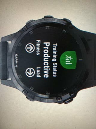 Reloj Garmin Fénix 5 Plus Zafiro Edition.