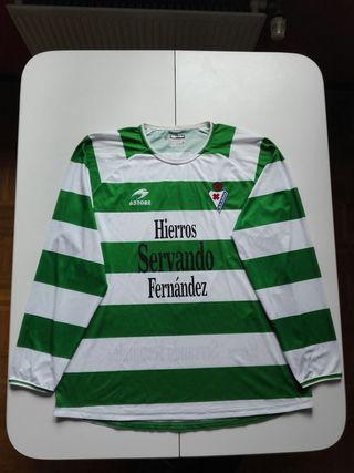 Camiseta Match Worn S.D. Eibar: Etxabe 3 (2006-07)