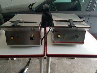 Freidora eléctrica Fagor 8 litros