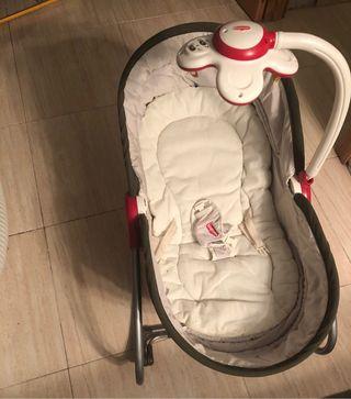 Mini cuna sillita bebe