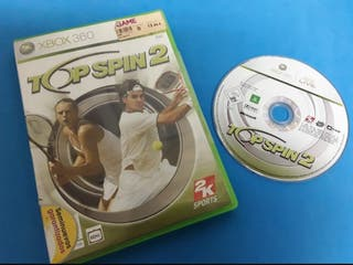 Xbox 360 - Top spin 2
