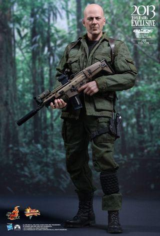 Hot Toys - Joe Colton (Bruce Willis) Ed Exclusive