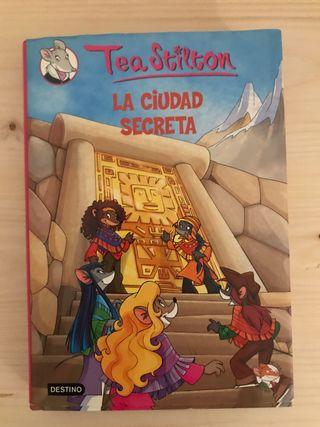 Libro TEA STILTON