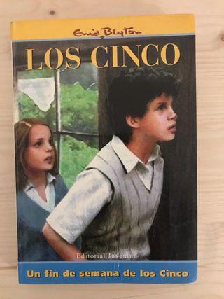 Libro LOS CINCO (episodio 10)