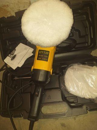 Maquina Pulir coche,Electric Polisher.