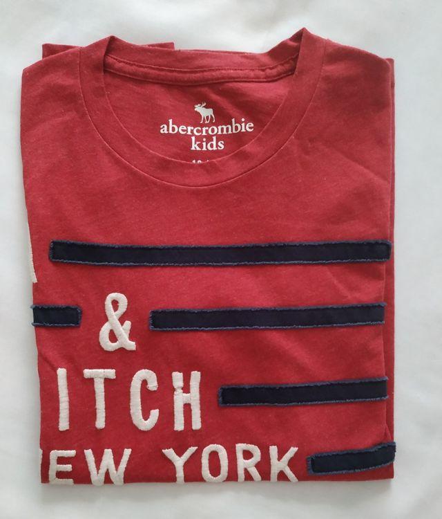 Camiseta Abercrombie niño