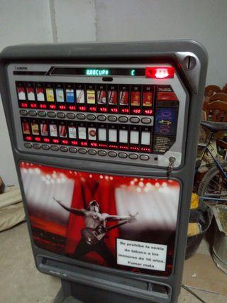 máquina de tabaco azkoyen n