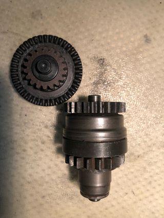 Bendix motor arranque KTM EXC 250-300