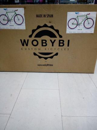 BICICLETA WOBYBI.