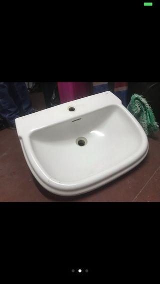 Parte superior lavabo