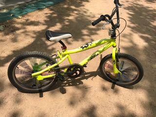"Bicicleta bmx 20"" 360^"