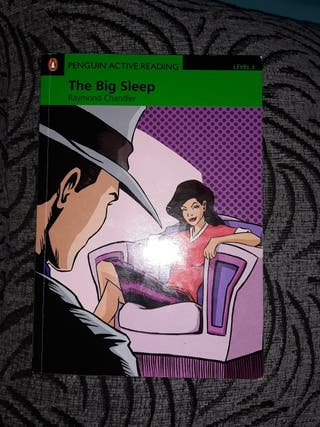 The Big Sleep, Raymond Chandler (Penguin Level 3)