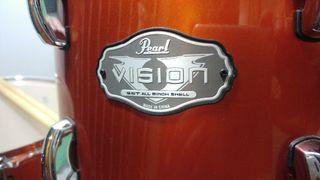 bateria acustica Pearl Vision