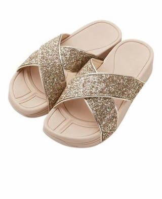 Walk and sculpt toning sandals