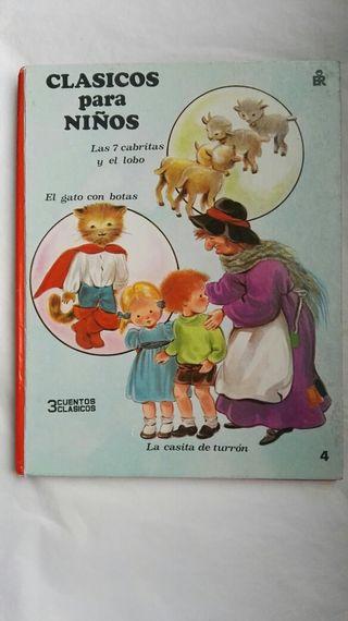 Clásicos para niños 3 cuentos clásicos