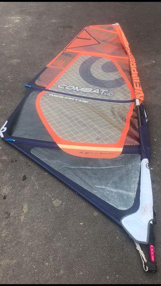 Neilpride 4.2 combat windsurf