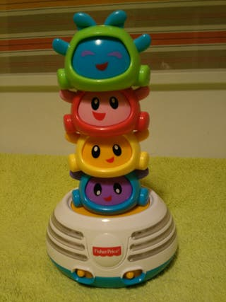 Apilable musical Fisher Price