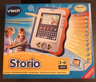 Storio de Vtech. Tablet educativo multimedia