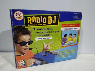 Juego Radio DJ