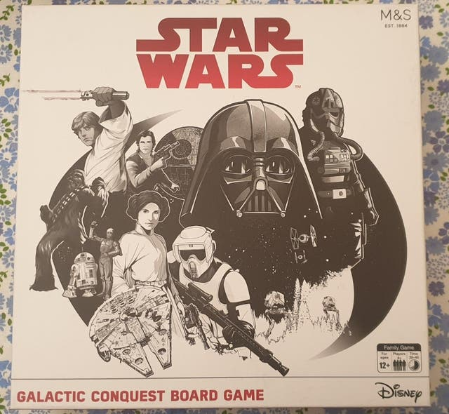 Star Wars set