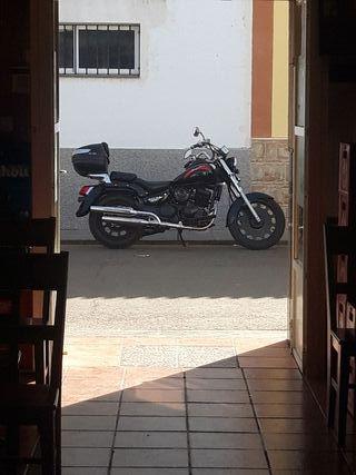 DAELIM DAYSTAR 125 cc BLACK PLUS