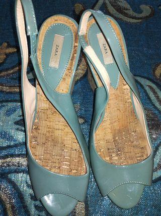 Zapatos mujer Zara talla 38