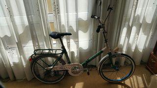 Bicicleta Gac de los 80