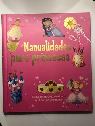 LIBRO DE MANUALIDADES (infantil)