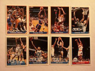 Cromos panini NBA 94/95