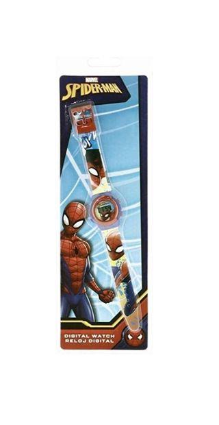 reloj digital niño Spiderman