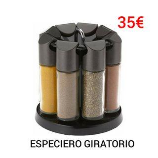 ESPECIERO GIRATORIO DE COCINA