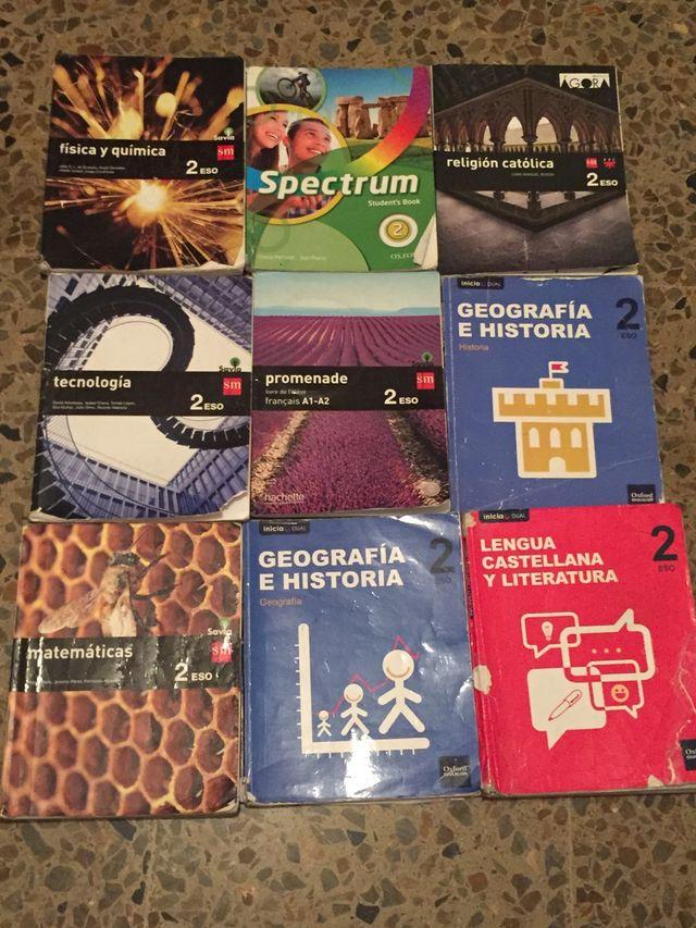 Libros 2 Eso huerta salama