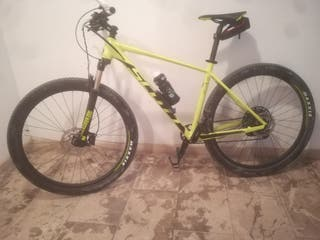 Bicicleta MTB SCOTT SCALE 908 2019