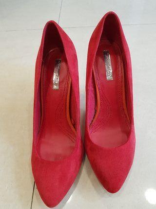 Zapato tacón