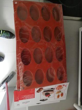 moldes de silicona profesionales
