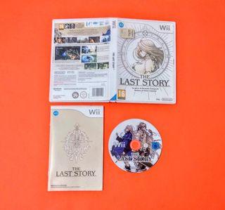 The Last Story (PAL Italia) / Wii
