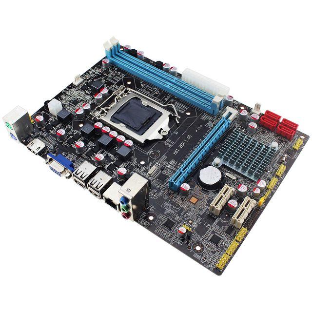 Placa Base HP61 lga1155 (nueva)