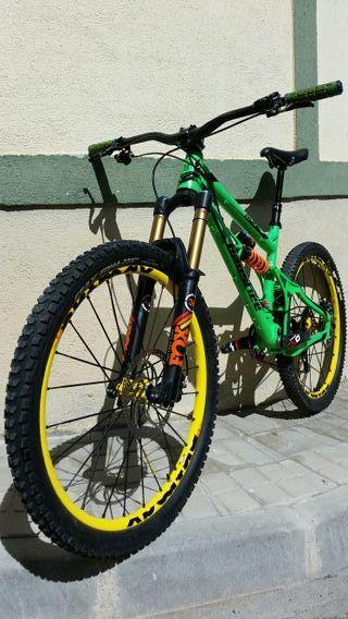 Bicicleta de enduro Banshee Rune V4 ¡¡CHOLLAZO!!