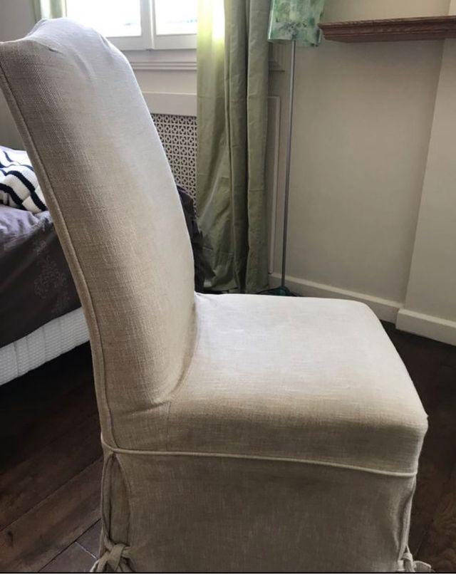 Lot de 2 chaises Flamant