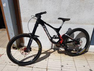 Bicicleta Lapierre DH 727 2015