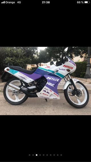 Honda nsr 74,75,80