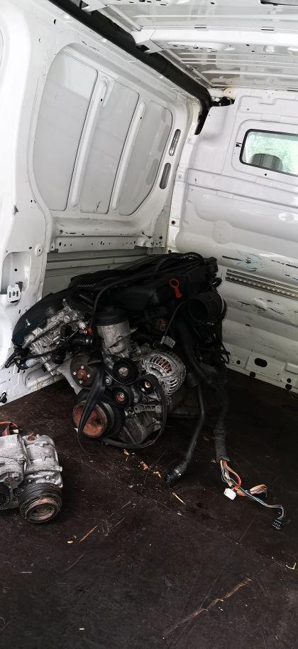 Motor m54b28 de segunda mano por 800 € en Aulesti en WALLAPOP