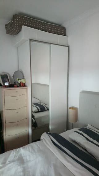 Mano Con Ikea € De Espejo Armario En Por Segunda 80 Ropero dCrexBo