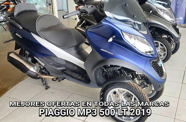 2019 PIAGGIO MP3 MOTOS NUEVAS MEJORES OFERTAS