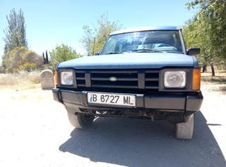Land Rover Discovery 200. 2.5 TDI.