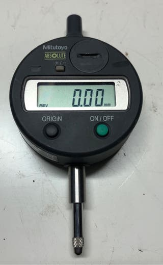Reloj digital Mitutoyo