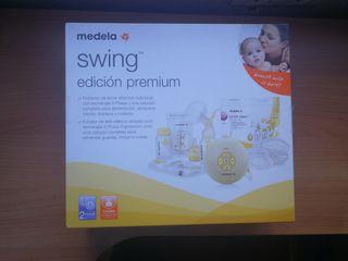 Medela Swing Edición Premium. Sacaleches