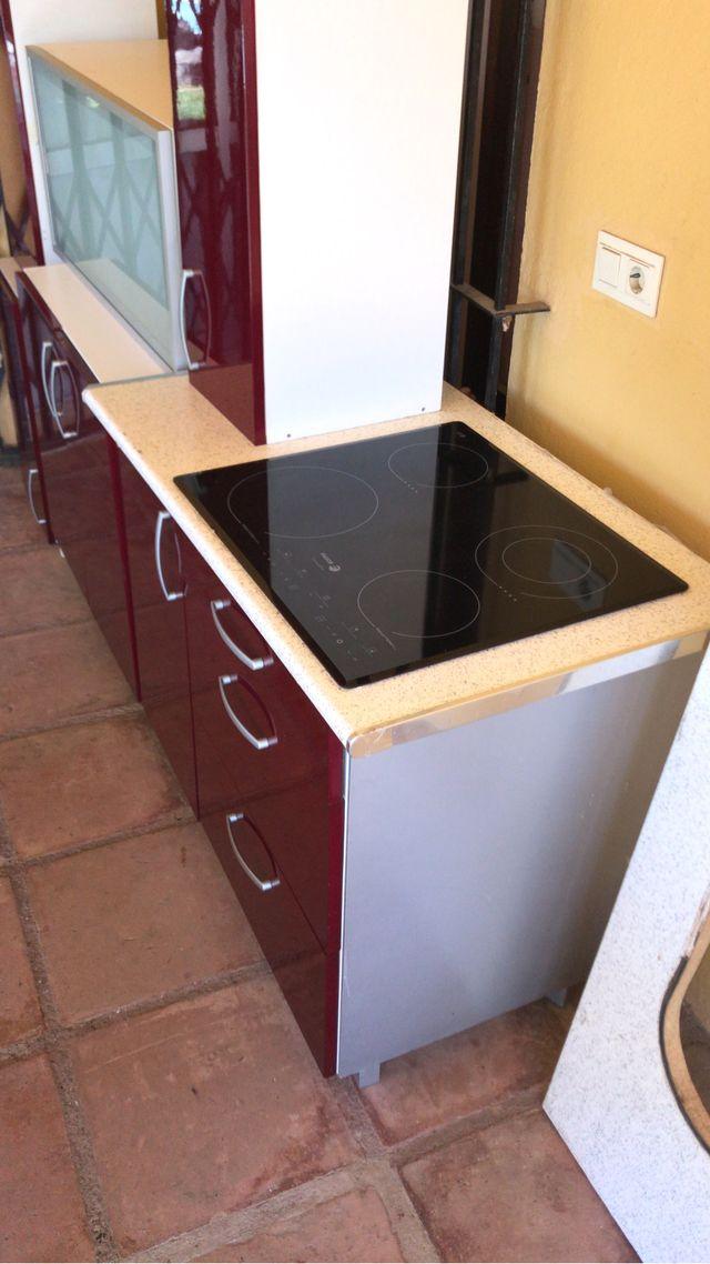 Muebles de cocina y vitro Fagor de segunda mano por 360 € en Mijas ...