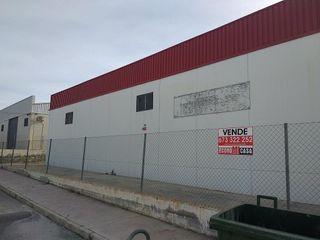 Nave industrial en venta en Lorquí