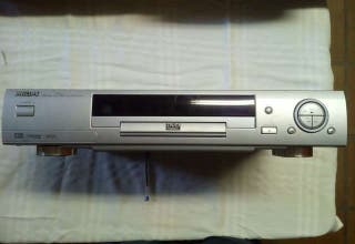 REPRODUCTOR DVD PHILIPS 722